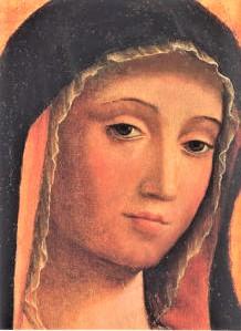 Preghiera di S. E. Mons. Piero Coccia alla Beata Vergine delle Grazie