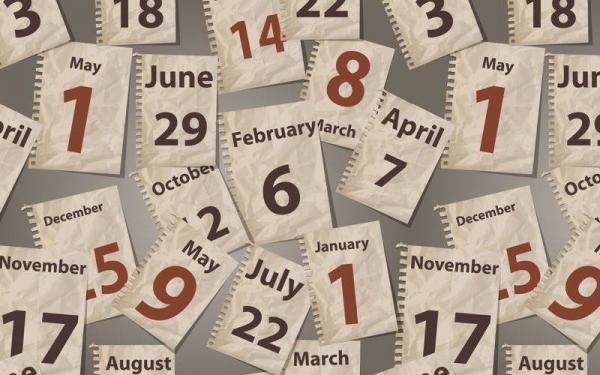 Calendario Giornate Mondiali 2021