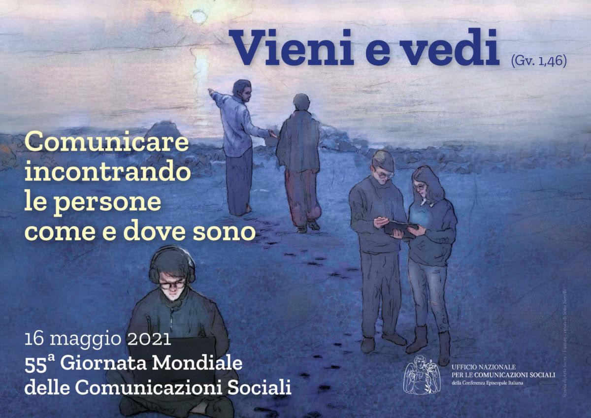 55ma GIORNATA MONDIALE DELLE COMUNICAZIONI SOCIALI