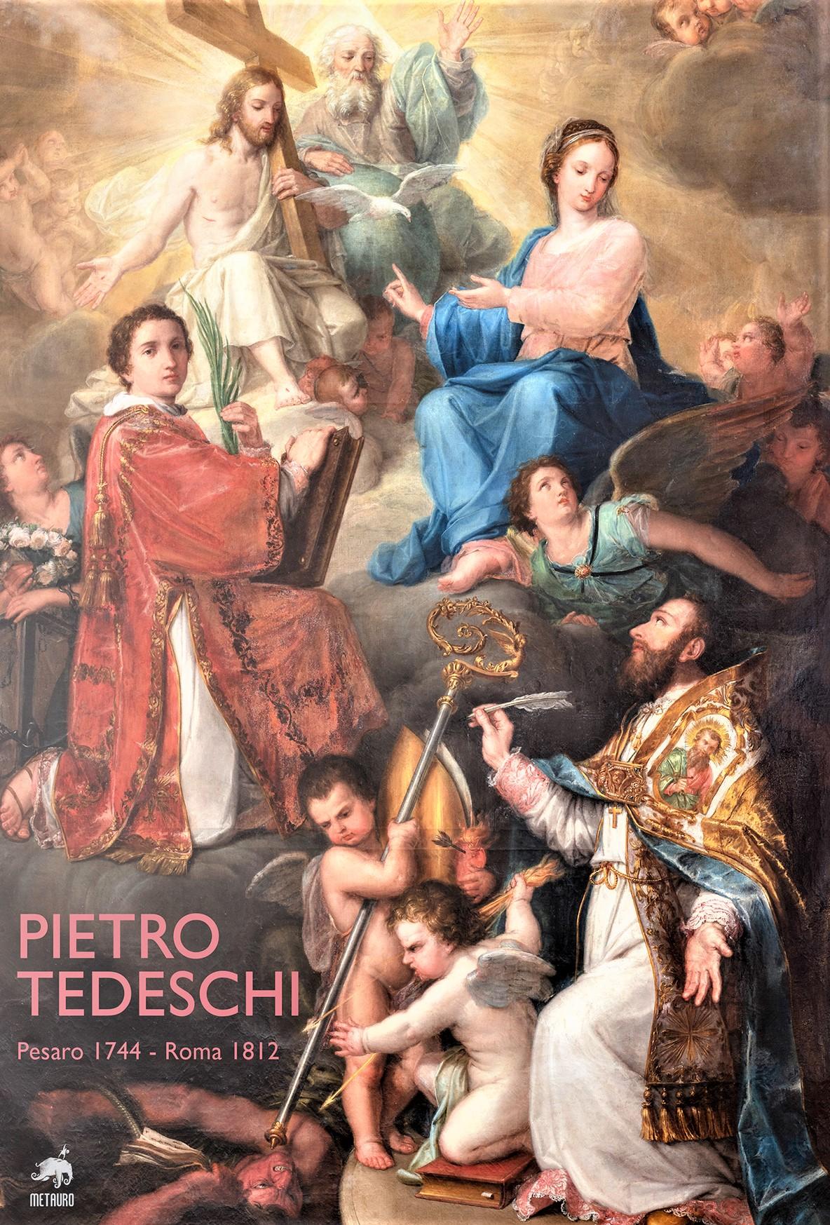 PIETRO TEDESCHI Pesaro 1744 – Roma 1812 a cura di Giovanna Patrignani