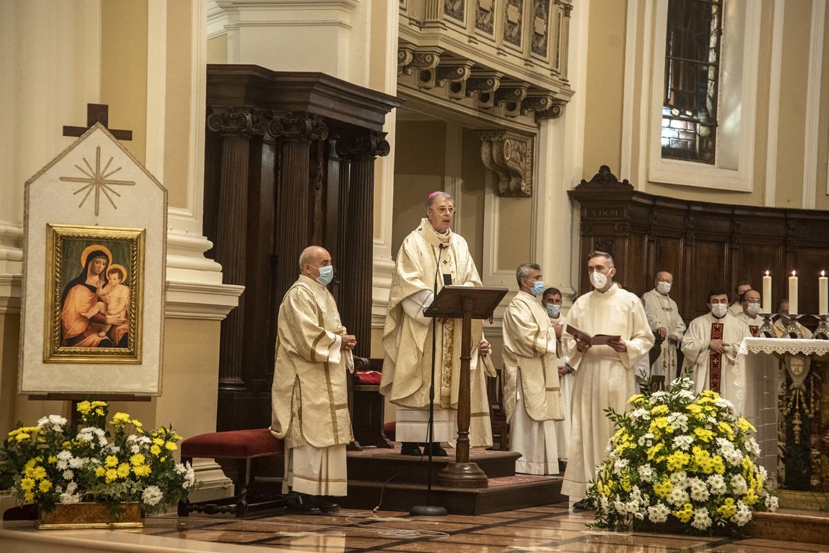 AVVIO DEL PERCORSO SINODALE Basilica Cattedrale 17 ottobre 2021